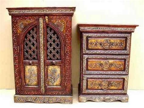 home decoration items india j k export vol 2 wooden antique furniture best indian