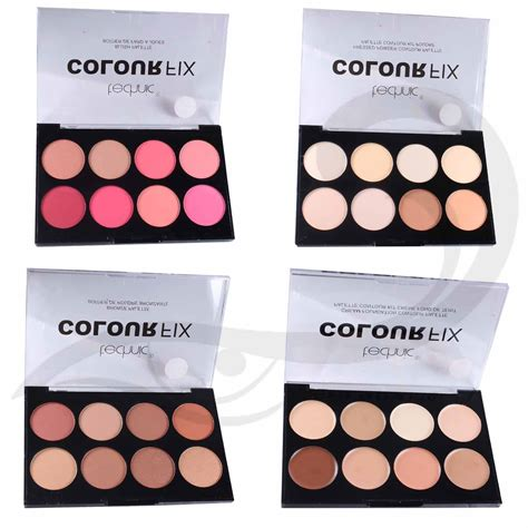 3 kinds of makeup palettes that you should own pretty contour palette cream pressed powder concealer kit technic
