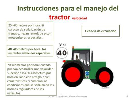 instrucciones para salvar el 8420473790 instrucciones para el correcto manejo del tractor