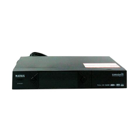 Harga Matrix Hd jual matrix garuda hd mpeg4 receiver parabola putih