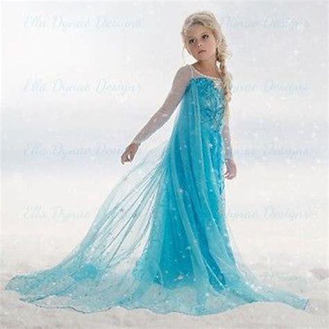 Dress Elsa New T1310 2018new summer dress elsa disfraz princess sofia dress infantil fever elza costume vestido