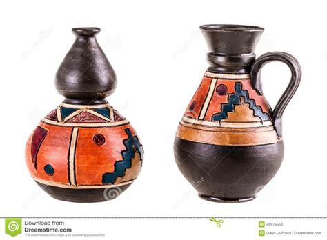 mexican pots stock photo image 49975550