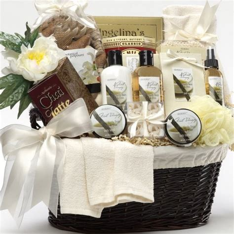bathroom gift basket ideas luxury bath spa gift basket findgift