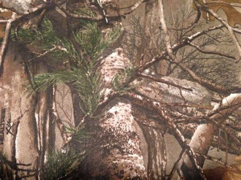 realtree xtra pc twill camouflage fabric at lura s fabric shop