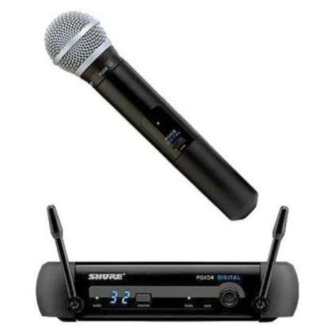 Mic Wireles Shure Gldx 24 Digital shure pgxd24 sm58 pgx digital handheld wireless microphone pgxd24 sm58 reverb