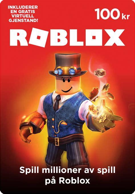 roblox gavekort  kr game startselectcom