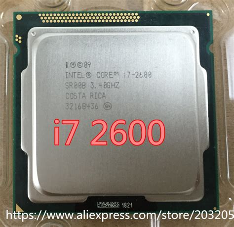 i7 2600 sockel intel i7 2600 i7 2600 processor 8m cache 3 40 ghz cpu