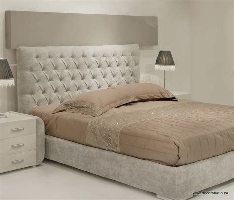 tufted headboard canada torontoupholstered beds upholstered headboards in toronto