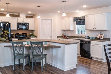 manufactured kitchen cabinets modular homes kitchens franklin homes