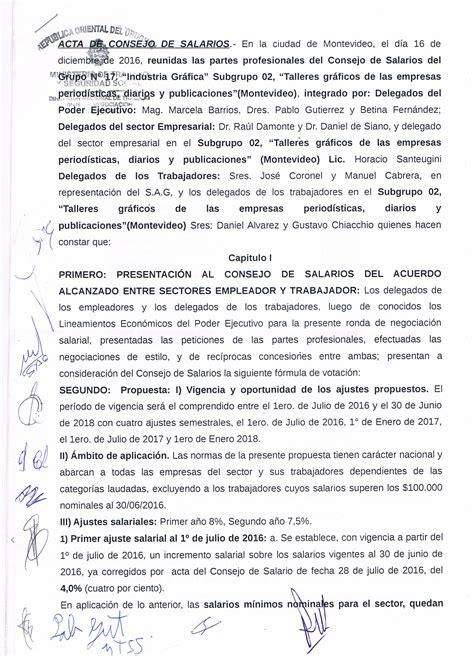 consejo de estado colombia salario en colombia 2016 consejo de salario junio 2016 acta consejo de salario sub