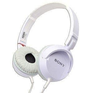 Sony Headphones Mdr Zx110ap White Sound Quality Headphone With Mic top 5 budget headphones on india below rs 1 000