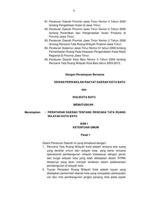 Nomor Cantik Tri 3 Seri Tahun 1991 2011 Hoki Murah Meriah Rencana Tata Ruang Wilayah Kota Batu