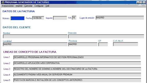 decreto lei 902015 modelo de factura para rellenar newhairstylesformen2014 com