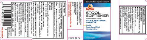 Non Gelatin Stool Softener by Shoprite Stool Softener Capsule Liquid Filled Wakefern