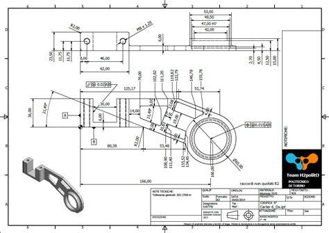messa in tavola team h2polito la progettazione meccanica dal modello