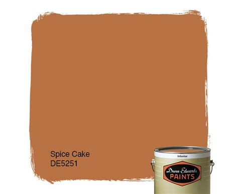 dunn edwards paints paint color spice cake de5251 click for a free color sle dunn
