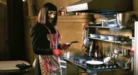 cooking gif anonymous making breakfast gif cooking gifs say more