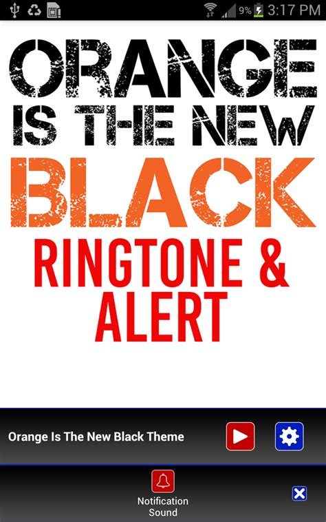 new themes and ringtone orange is the new black theme ringtone amazon fr
