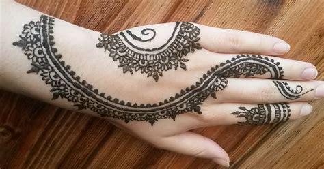 henna tattoo hand selber machen daydreamer henna