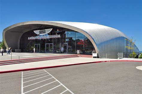 americas car museum tacoma wa seattle trekker lemay america s car museum acm over