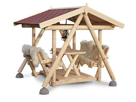 hollywoodschaukel pavillon grillschaukel gartenschaukel pavillon massiv finnwerk