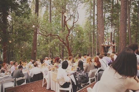 woodsy wedding locations california a handmade wedding in the woods christine ian green wedding shoes weddings fashion