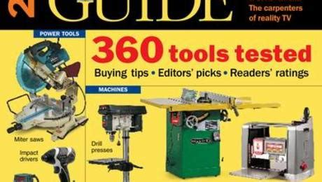 tool guide finewoodworking