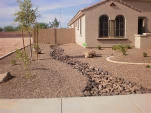 desert landscape front yard xeriscape low maintenance 171 berry s custom landscapes