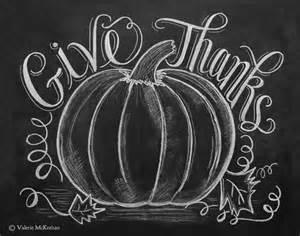 thanksgiving chalk art items similar to give thanks pumpkin thanksgiving decor