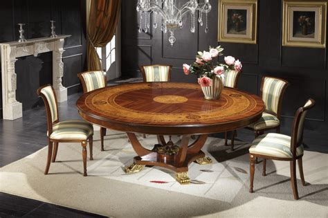 italian dining room tables main types of italian dining tables home decor