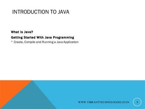 introduction to java swing java course in mumbai