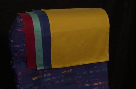 table linen headrest covers