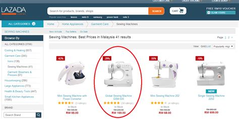 Mesin Jahit Gsm 505 hanya kasih cinta global sewing machine quot terbeli quot jugak