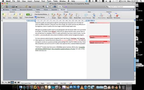 Microsoft Word Mac microsoft office 2011 for mac word 2011 review it pro