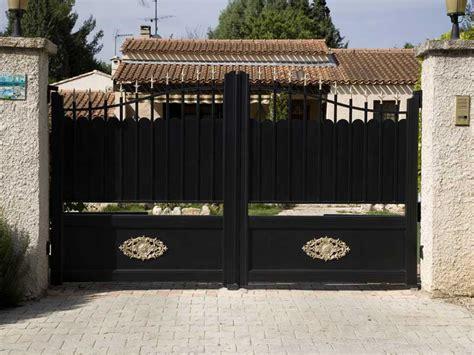 portails de jardin guide sur les portails fermeture de jardin artisanat fermetures jardin