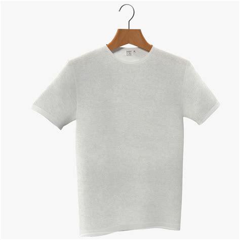 Hanger Zara Dewasa Model Polos 3d max hanging t shirt