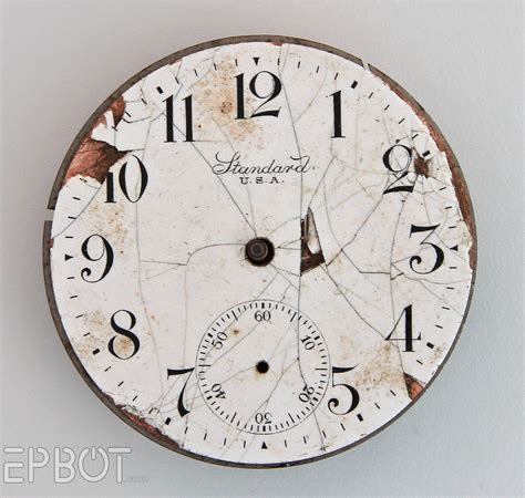 printable antique clock faces printable pocket watch faces nice resource for crafts