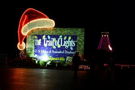 free christmas lights in branson mo the trail of lights branson mo call 1 800 504 0115