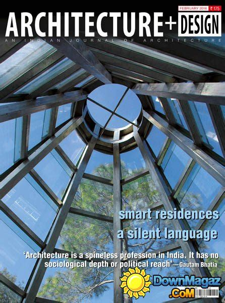 architecture design february 2016 187 download pdf magazines magazines commumity