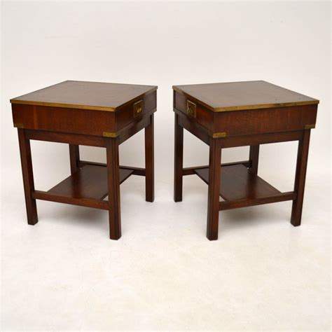 pair of table ls antique mahogany side table best 2000 antique decor ideas