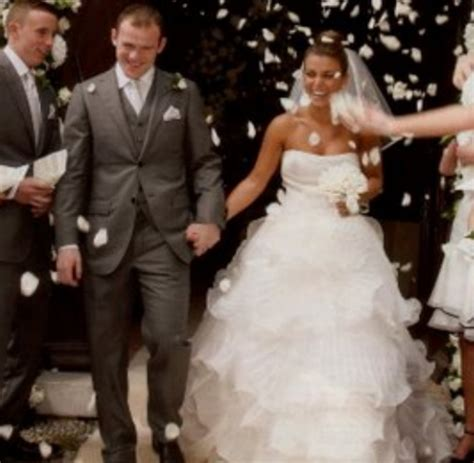 Coleen Mcloughlins 15 Million Wedding Deal by Top 10 Most Expensive Weddings One Stop Fashion Top