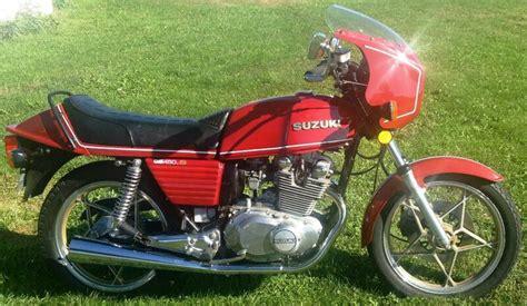 Suzuki Motorcycle Factory Suzuki Gs450s Factory Cafe Racer Suzuki Custom