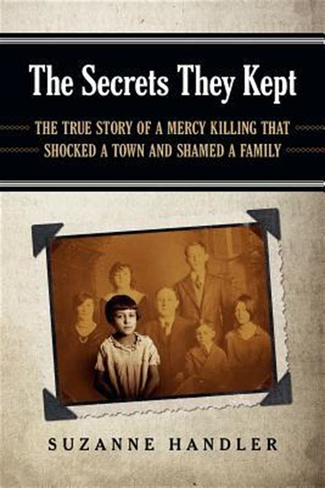 the secrets they kept the true story of a mercy killing