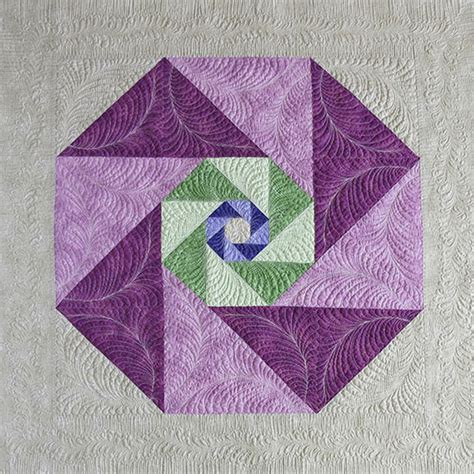 Geometric Patchwork Patterns - patchwork quilt pattern for a modern geometric quilt