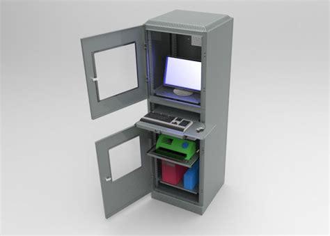 armadio per pc armadio porta computer e accessori srl arredamenti
