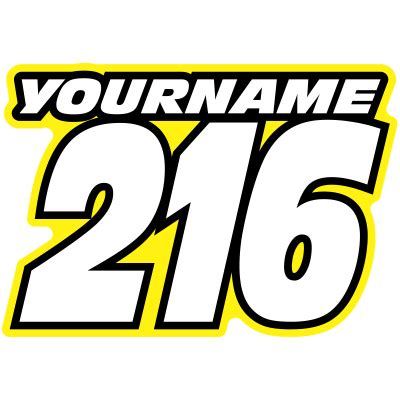 free printable race numbers multicolored race numbers with name printed laminated