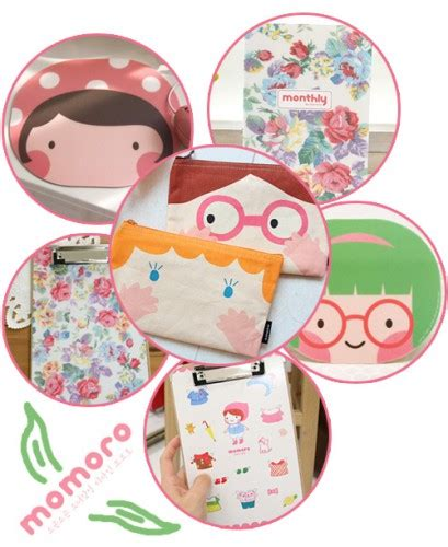 Office Supplies Girly Momoro Girly Office Supplies Shoplet