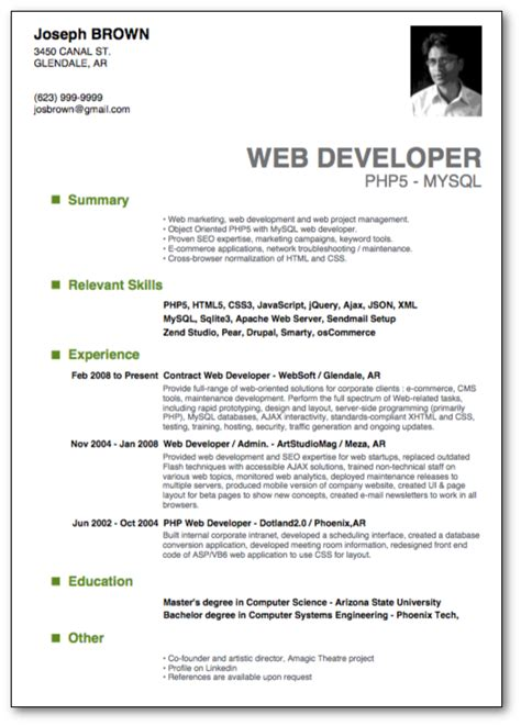 resume format literarywondrous template canada download philippines