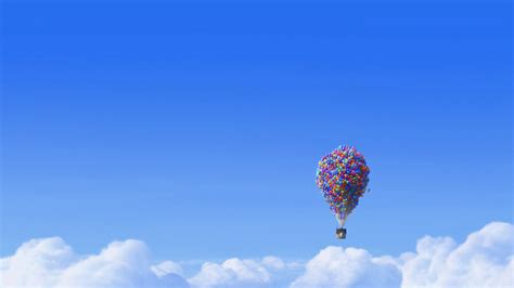 Free Up by Balloon House Up Hd Amazing Wallpaper Free