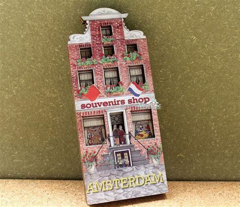 Souvenir Kaos Netherland 1 netherlands amsterdam souvenirs shop wooden fridge magnet craft travel gift idea in